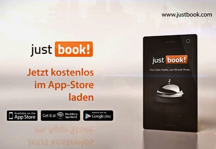 JUST BOOK&lt;BR&gt;SOUNDTRACK BY KRANE &amp; RABE 